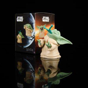 فیگور Baby Yoda بیبی یودا 3