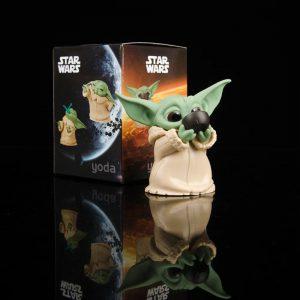 فیگور Baby Yoda بیبی یودا 4