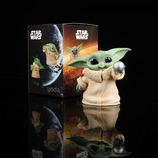 فیگور Baby Yoda بیبی یودا 2