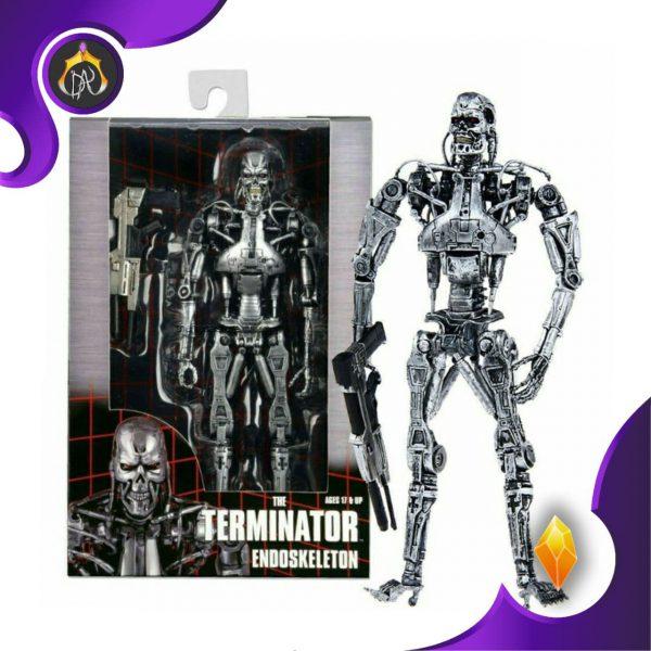 اکشن فیگور Endoskeleton اندواسکلتون
