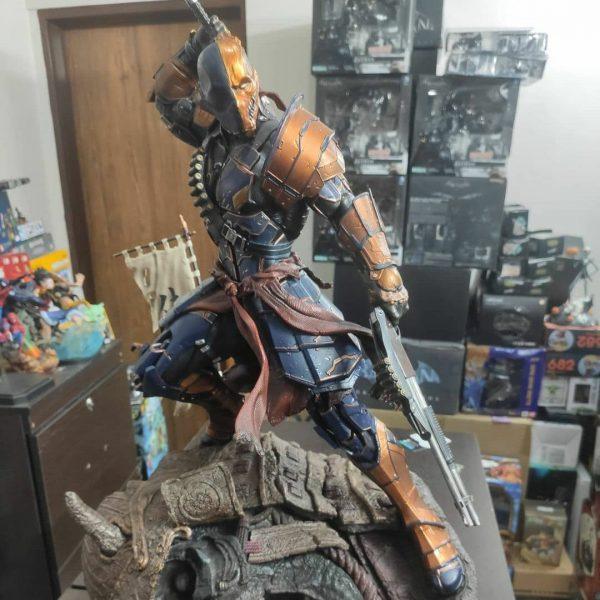مجسمه Deathstroke دث استروک