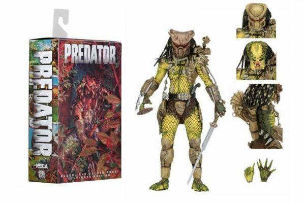اکشن فیگور Elder Predator پردیتور 1990