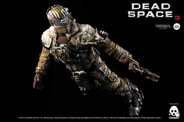 اکشن فیگور Isaac Clarke Dead Space دد اسپیس