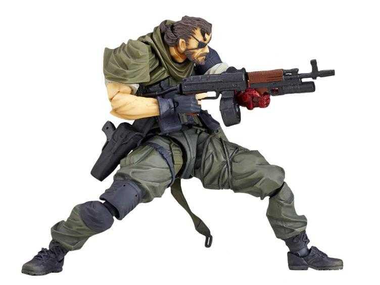 اکشن فیگور Venom Snake بازی متالگیر Rm15