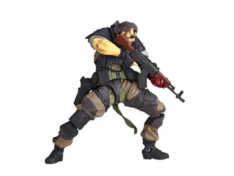 اکشن فیگور Venom Snake بازی متالگیر Rm12