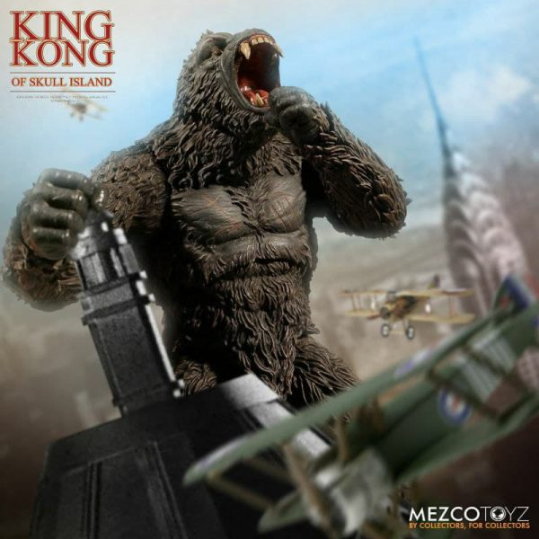 اکشن فیگور King Kong 2019