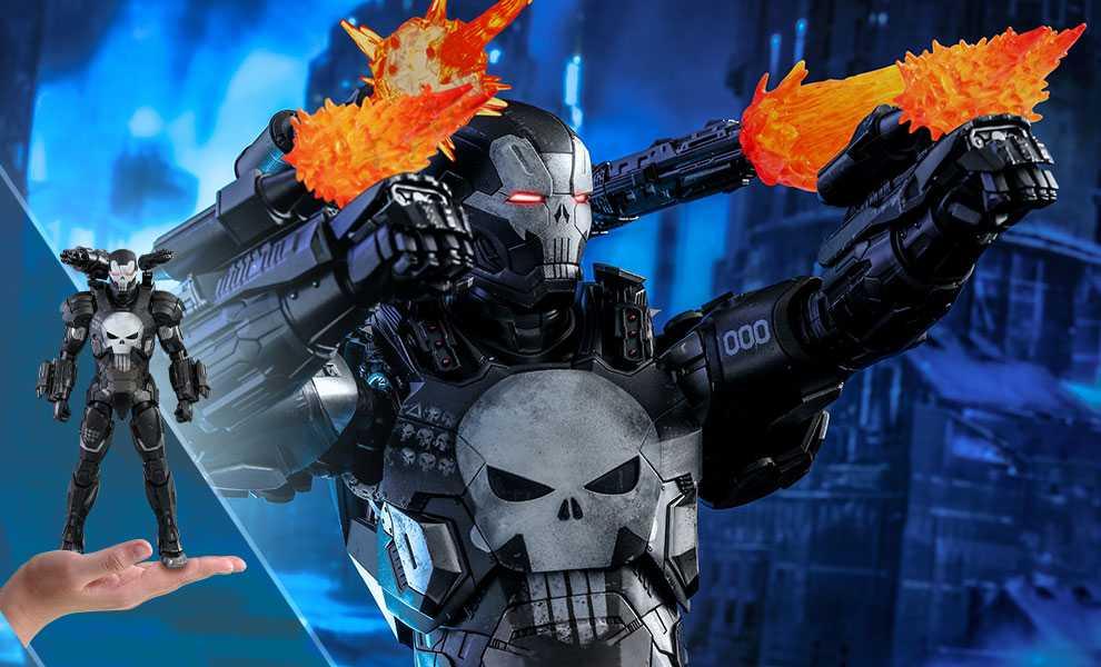 اکشن فیگور Punisher Warmachine هات تویز