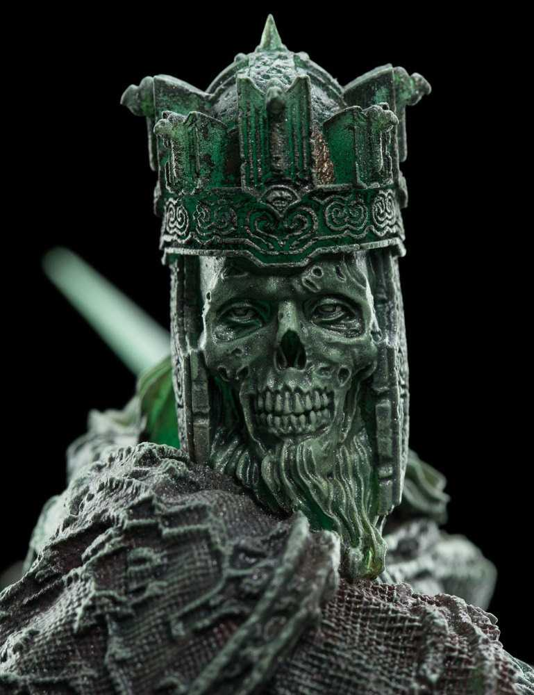 مجسمه مینیاتوری The King of The Dead کینگ