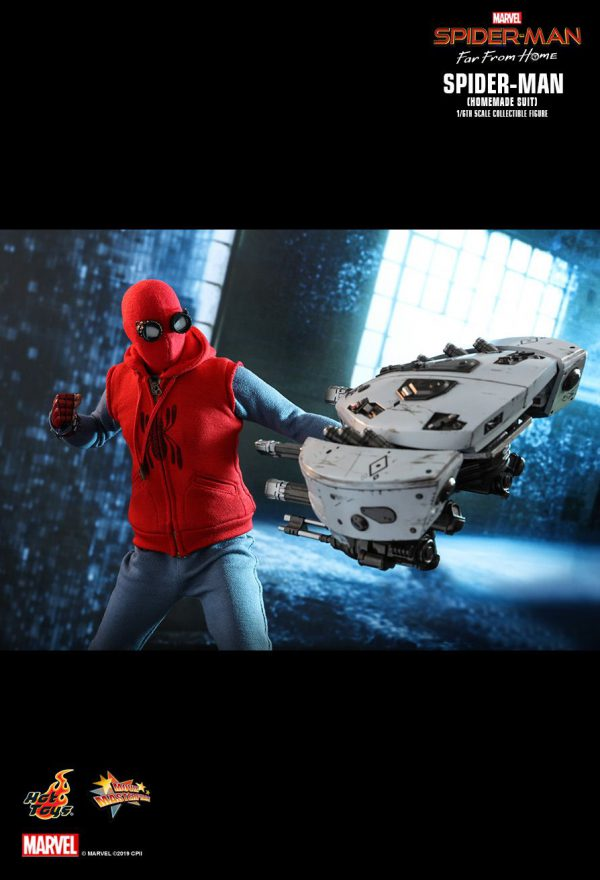 اکشن فیگور Spider-Man Homemade Suit هات تویز