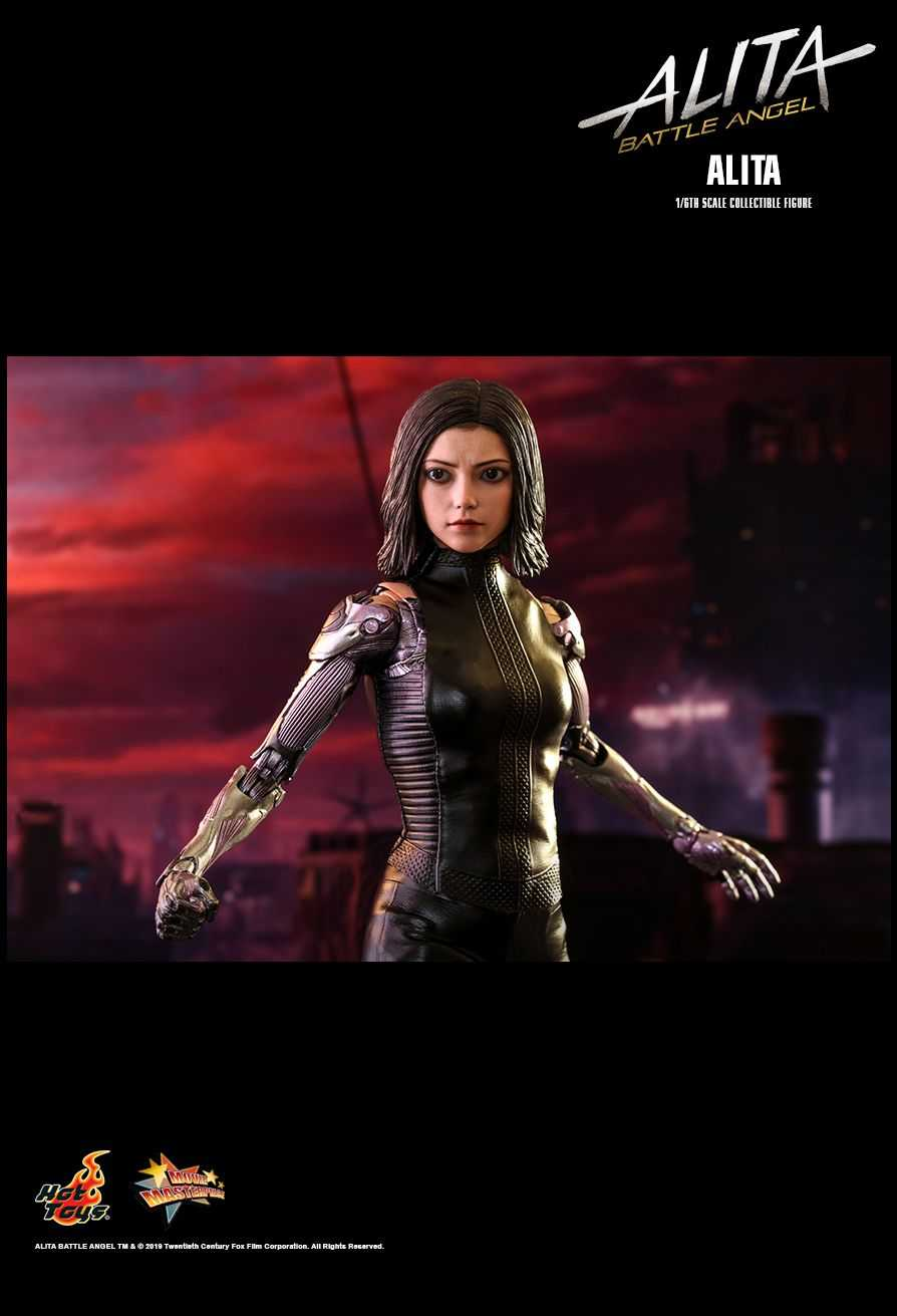 اکشن فیگور Alita Battle Angel آلیتا