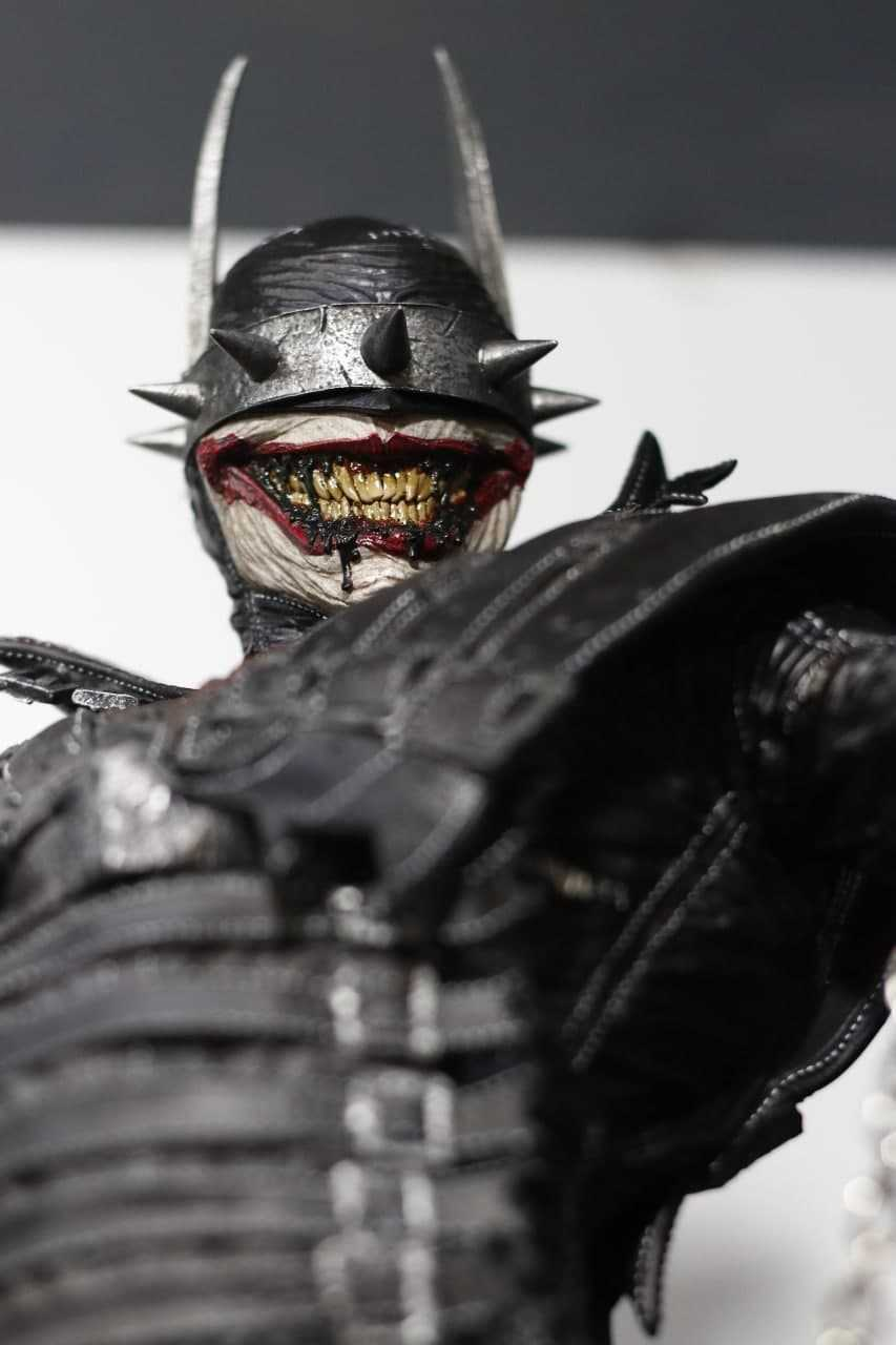 مجسمه Batman Who Laughs پرایم وان Prime 1