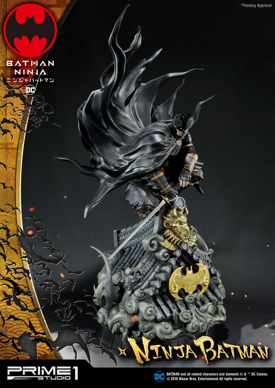 مجسمه Batman Ninja پرایم وان Prime 1