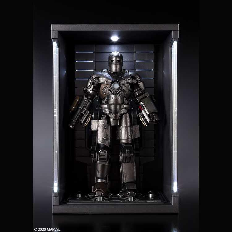 اکشن فیگور Iron Man Mark1 آیرون من مارک1