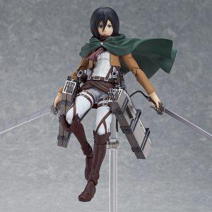 اکشن فیگور Mikasa Ackerman میکاسا فیگما