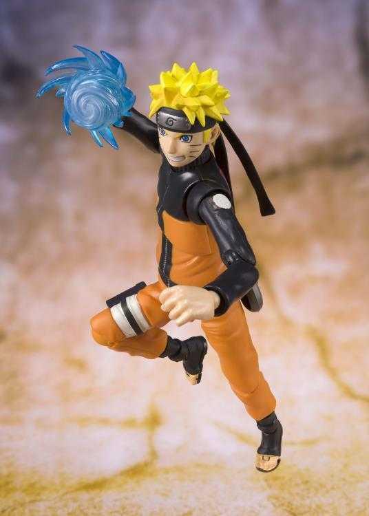 اکشن فیگور Naruto Uzumaki ناروتو شیپودن