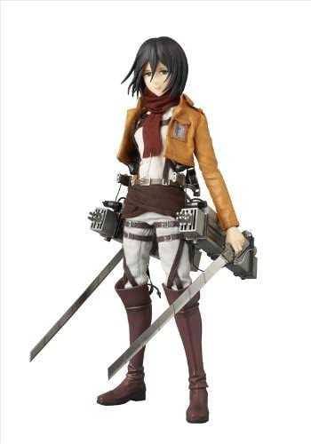 اکشن فیگور Mikasa Ackerman میکاسا Medicom Toy