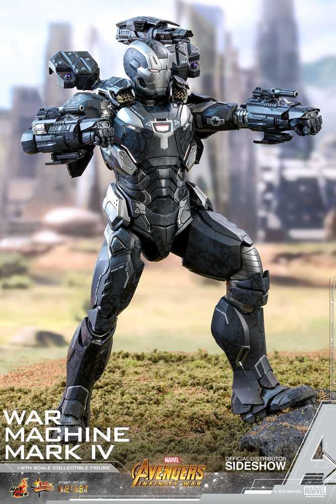 اکشن فیگور هات تویز Warmachine Mark IV