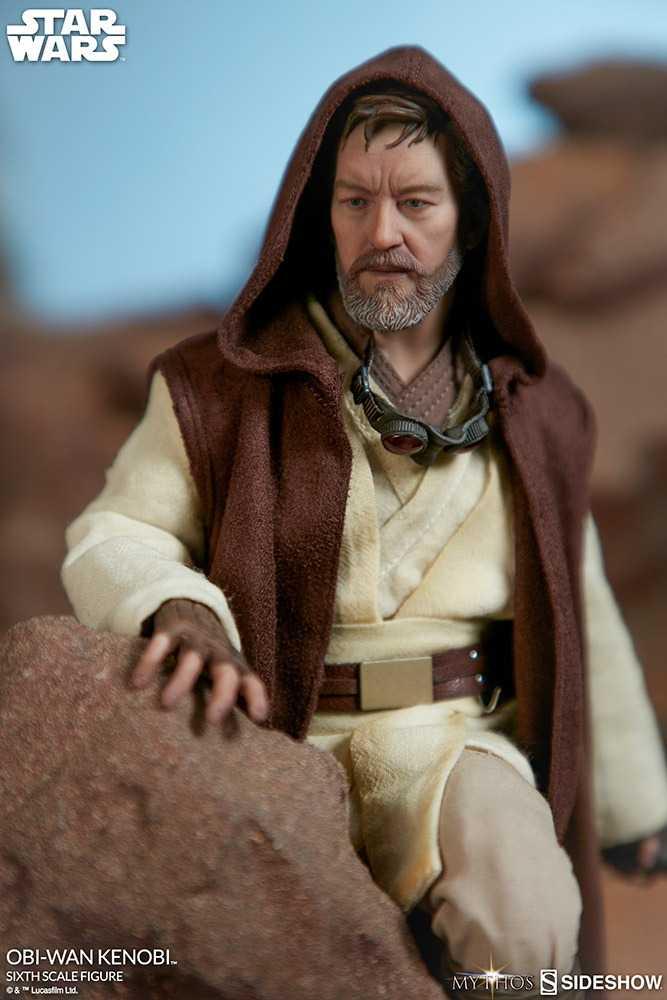اکشن فیگور Obi-Wan Kenobi برند سایدشو