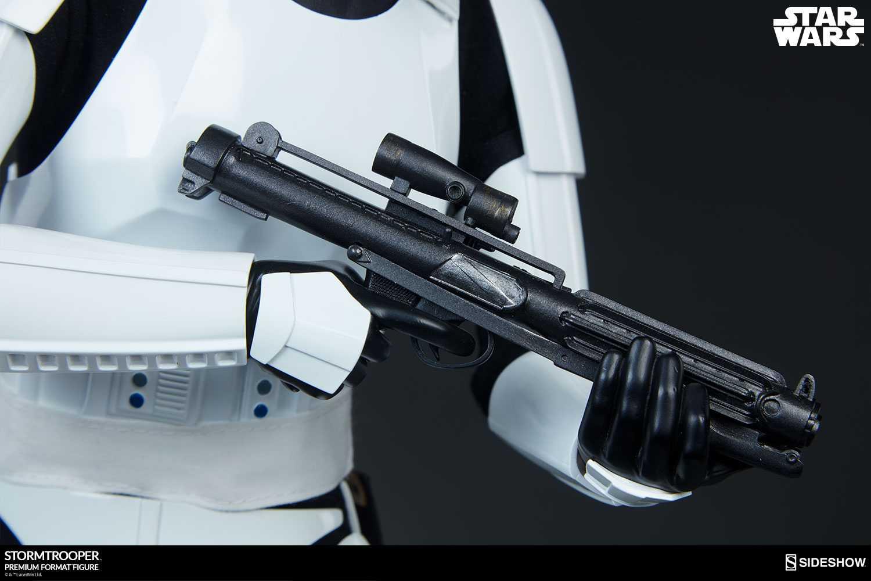 مجسمه Stormtrooper استورم تروپر برند Sideshow