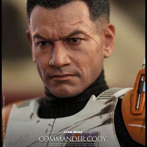 اکشن فیگور هات تویز Commander Cody استار وارز