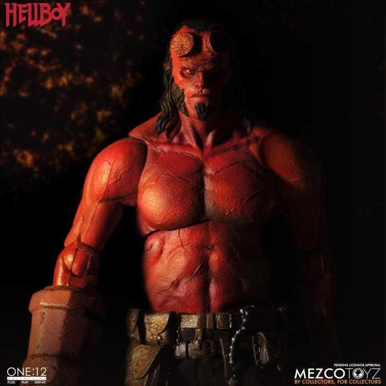 اکشن فیگور Hellboy 2019 برند مزکو