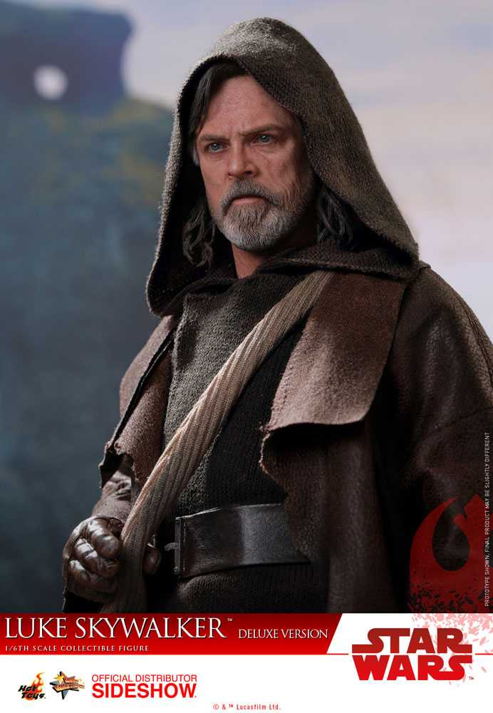 اکشن فیگور هات تویز Luke Skywalker Deluxe Version
